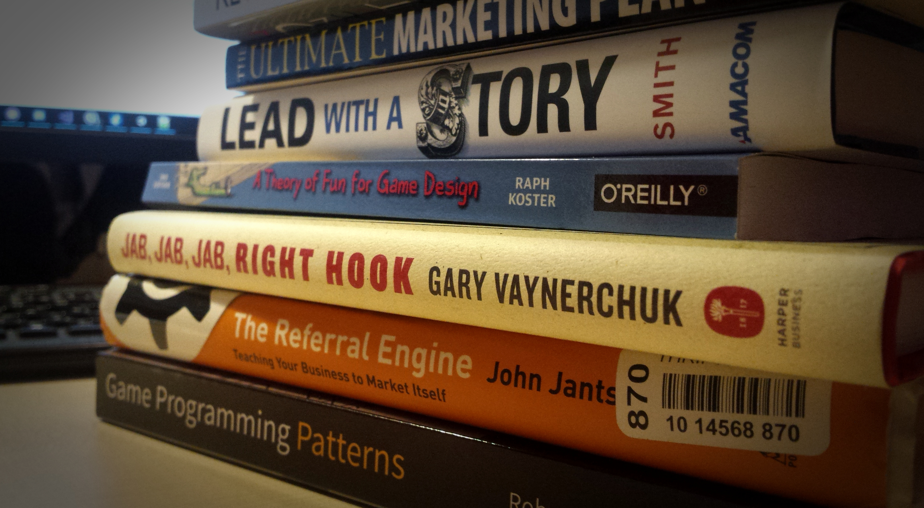 15 Books for a Successful Game Development Start-up | Blog