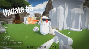 Mechanical Difficulties: Game Development Update #5