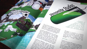 Mechanical Difficulties in Estonian Game Development Magazine