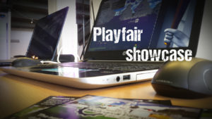 Playfair Indie Game Showcase